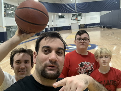 Middle-Schoolers Training Session with Coach Joey & Coach Remi (Future Team 304)