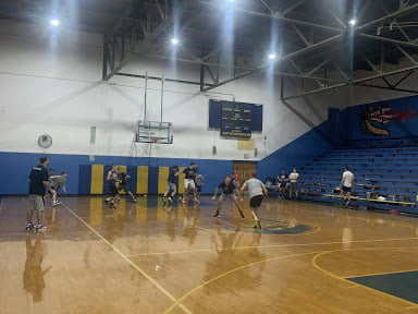 WV High School Team Workout 2