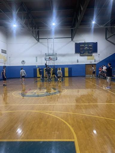 High School Team Workout 3