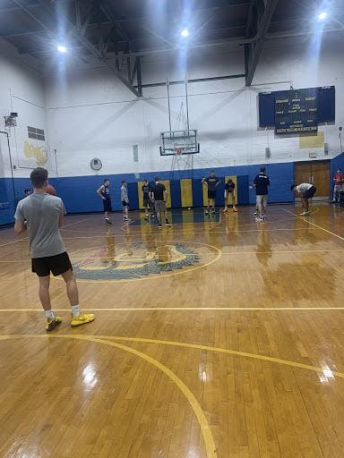 WV High School Team Workout