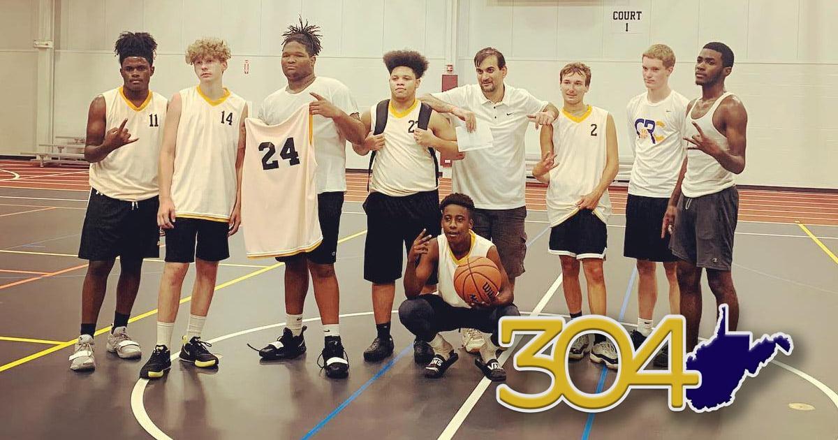 Team 304 Squad Wheeling WV AAU Basketball