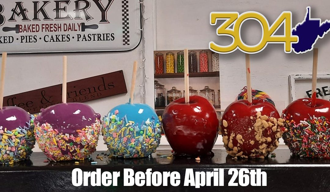 FUNDRAISER: Gourmet Candy Apples from The Fat Apple