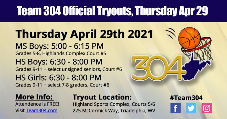 Team 304 Official Tryouts
