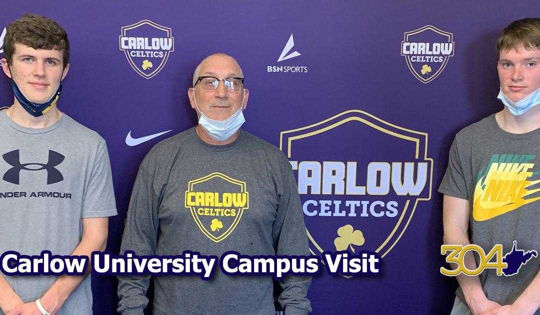 CAMPUS VISIT: Carlow University (NAIA) Pittsburgh PA