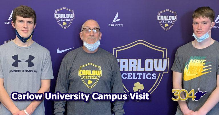 Carlow University (NAIA) Pittsburgh PA Campus Visit