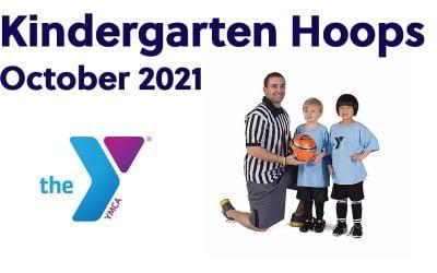 Kindergarten Hoops: October Basketball Camp at Wheeling YMCA